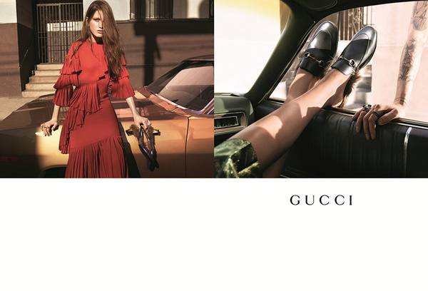 Latest Replica Gucci Shoulder Bags Autumn and Winter 2015