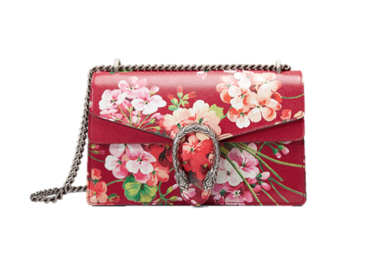 Replica Gucci Dionysus Blooms Shoulder Bag Is a Sure Sign of Petal Power