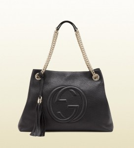 Buy Replica Gucci Soho Leather Hobo Bags For Womens