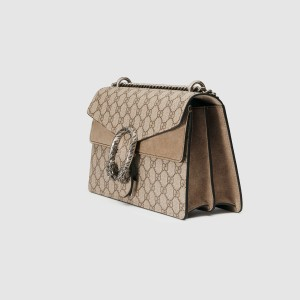 Elegant Mini Gucci Dionysus GG Shoulder Bag Replica
