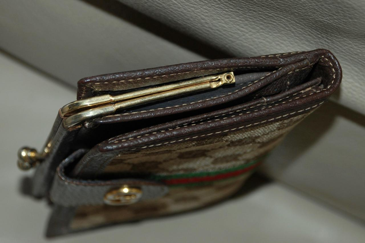 38bb8070d Wallets may be among the largest challenges of creating a little bag  function. A number of them are bulky and long